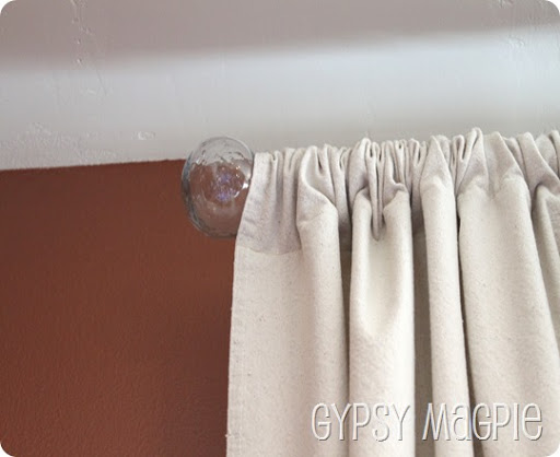 Refashioned Finials {Gypsy Magpie}