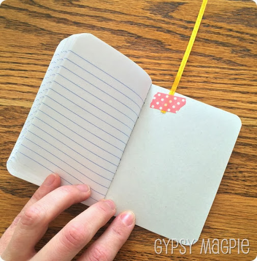 DIY Inspiration Journals {Gypsy Magpie}