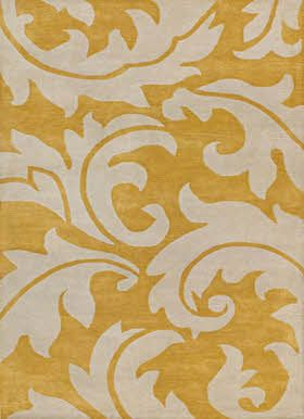 Jaipor Rug from RugsUSA.   Can we just talk a little about how happy this rug is? I love it!