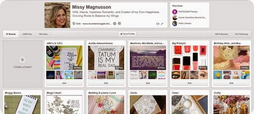 What I Learned From My Own Pinterest Boards {Gypsy Magpie}
