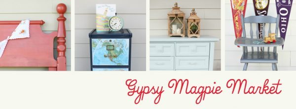 Gypsy Magpie Market on Etsy