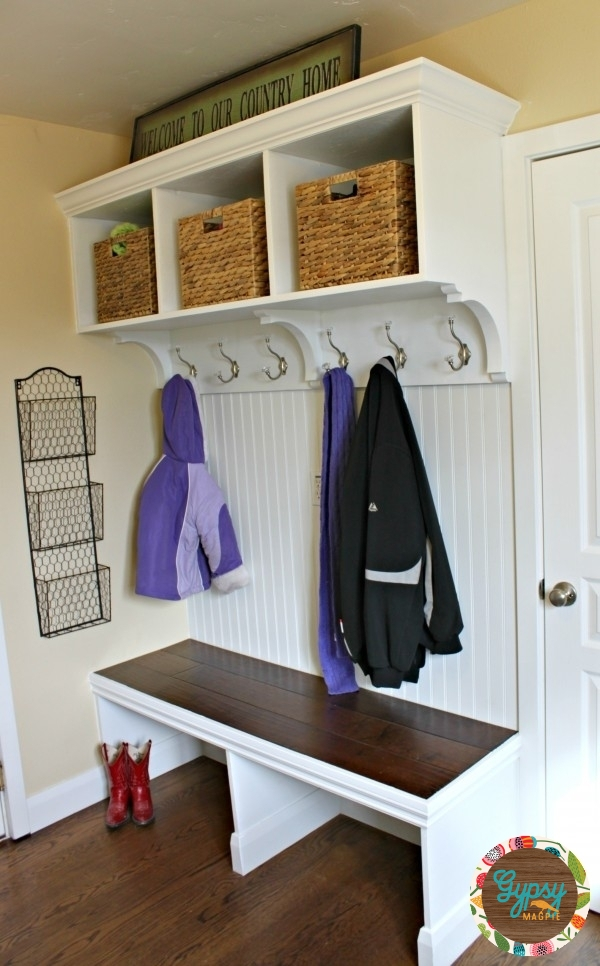 Updated Mudroom