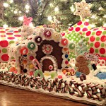 How to Make an Old Fashioned Gingerbread House