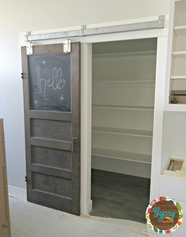 Sliding glass pantry doors for Sliding pantry doors