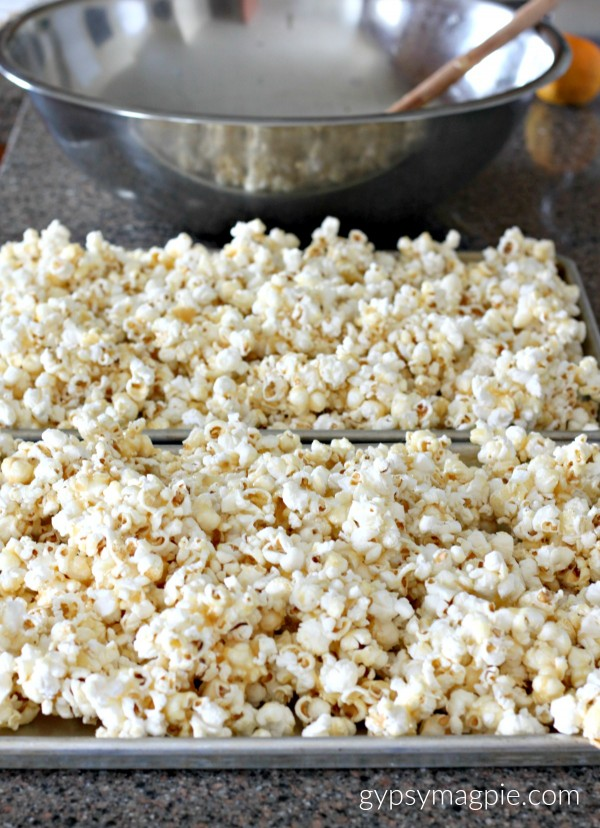 Pyne Popcorn, a family favorite recipe! | Gypsy Magpie