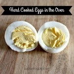 Easy Hard Cooked Eggs in the Oven | Gypsy Magpie
