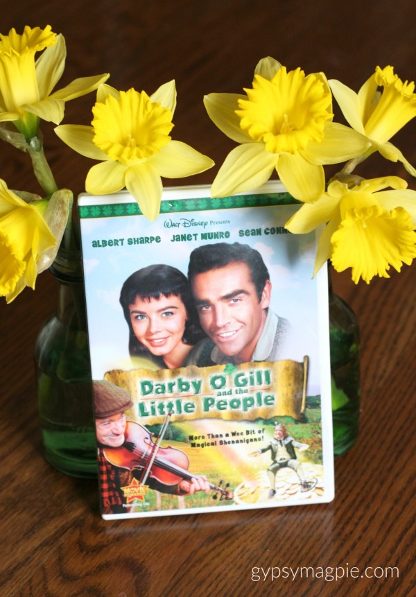 It doesn't get much sweeter than a young Sean Connery singing for St. Patty's Day! | Gypsy Magpie