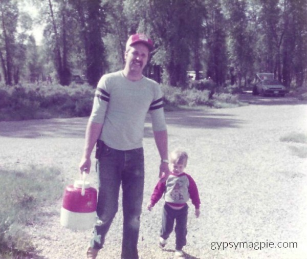 The Red Water Jug... A letter to fathers on International Women's Day | Gypsy Magpie