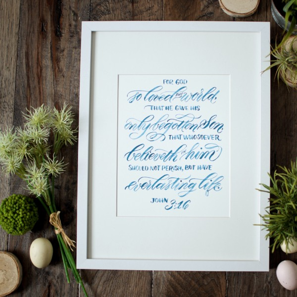 Free Scripture Printable from Melissa Esplin