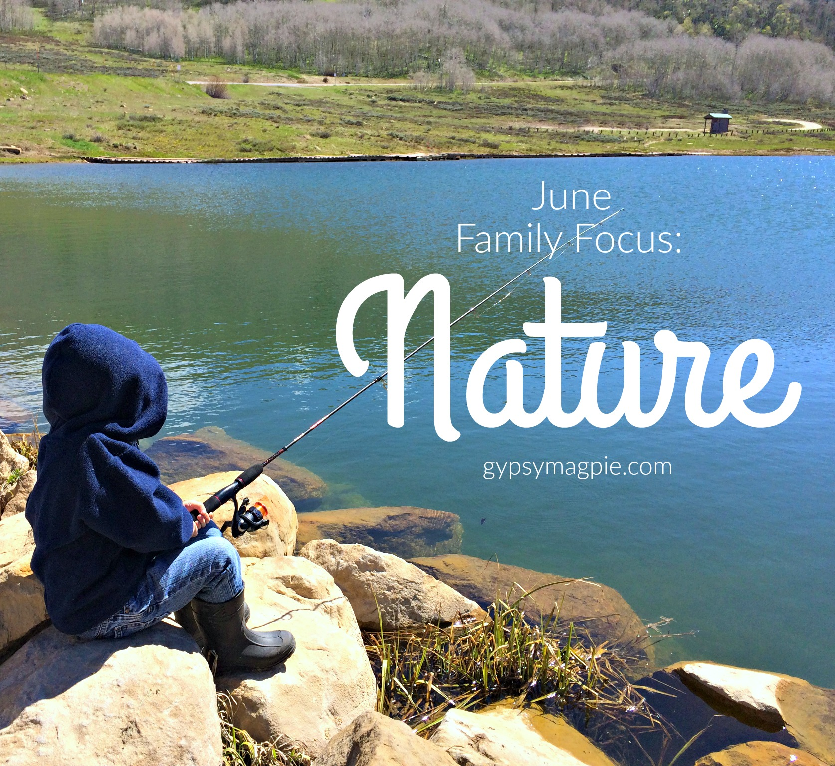Join us as we focus on NATURE for the month of June! | Gypsy Magpie