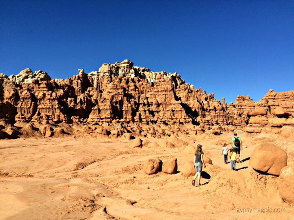 Planning a family trip? Check out Goblin Valley! | Gypsy Magpie