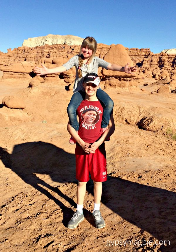 Family Fun at Goblin Valley State Park | Gypsy Magpie