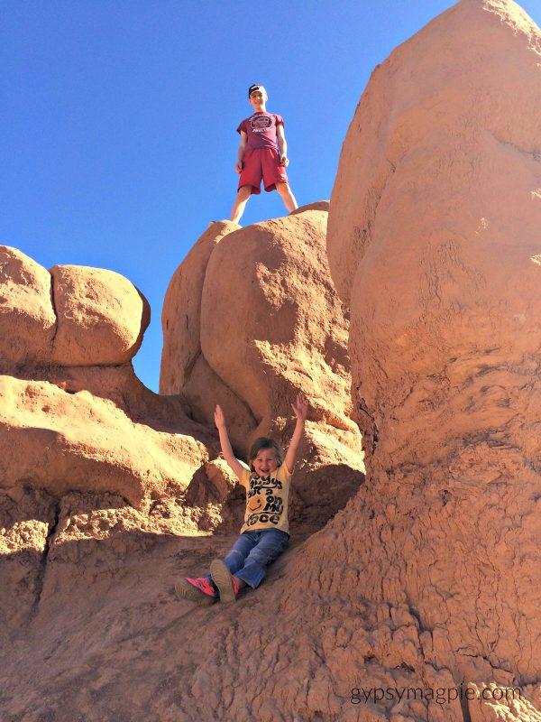 Goblin Valley in Southeastern Utah is a fantastic family spot! | Gypsy Magpie