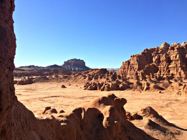 Goblin Valley looks like something from a sci-fi movie. Your kids will LOVE it! | Gypsy Magpie