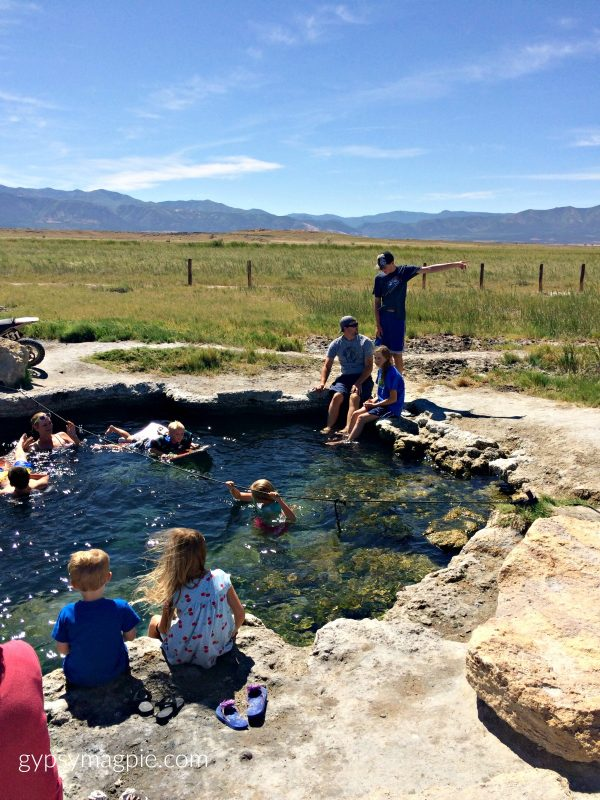 1st Meadow Hot Spring