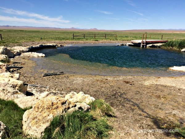 Beautiful Meadow Hot Springs | Gypsy Magpie