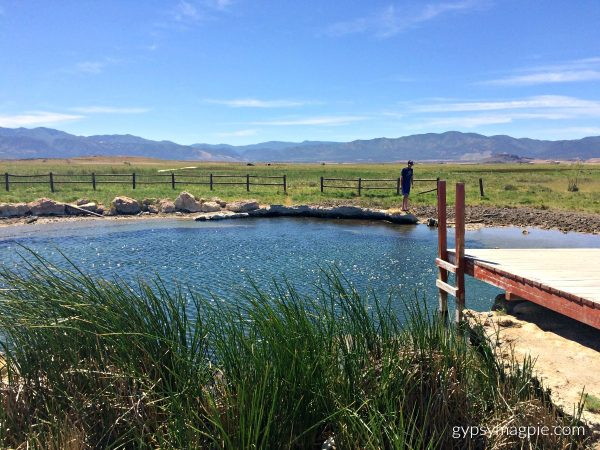 Exploring the Meadow Hot Springs outside Fillmore, Utah | Gypsy Magpie