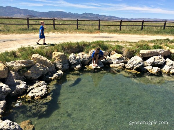 Exploring Meadow Hot Springs | Gypsy Magpie