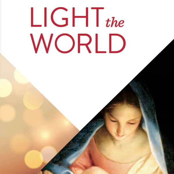 #lighttheworld this Christmas!
