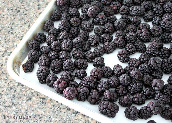 This frozen berry hack will make saving berries a breeze!