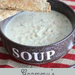 Need to warm up? Try some of Grammy's Creamy White Chili! | Gypsy Magpie