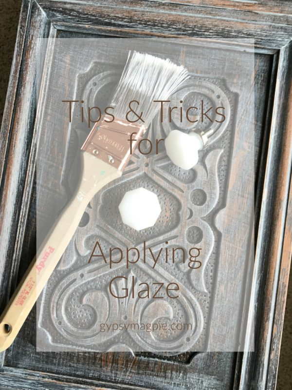 Tips and Tricks for Applying Glaze | Gypsy Magpie