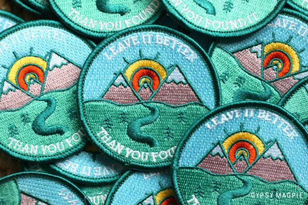 Adventure Code Patches! Teach your family the adventure code! | Gypsy Magpie