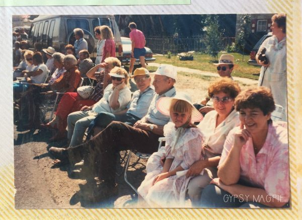 Watching the Swiss Days Parade in the late 1980s | Gypsy Magpie