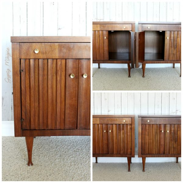 MCM nightstands for sale! | Gypsy Magpie