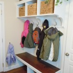 Mudroom After Update #1 {Gypsy Magpie}