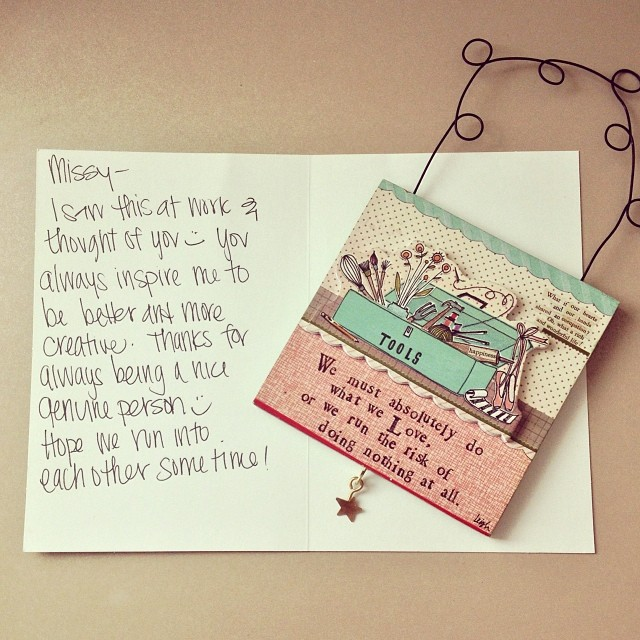 Mail {Gypsy Magpie}