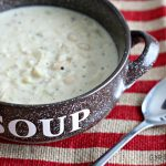 A big hot bowl of my Grammy's Creamy White Chili is perfect for a cold winter night! | Gypsy Magpie