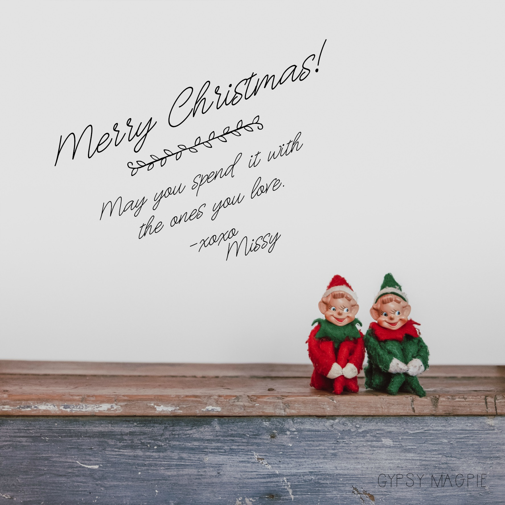 Wishing you a meaningful Christmas and a fabulous New Year!