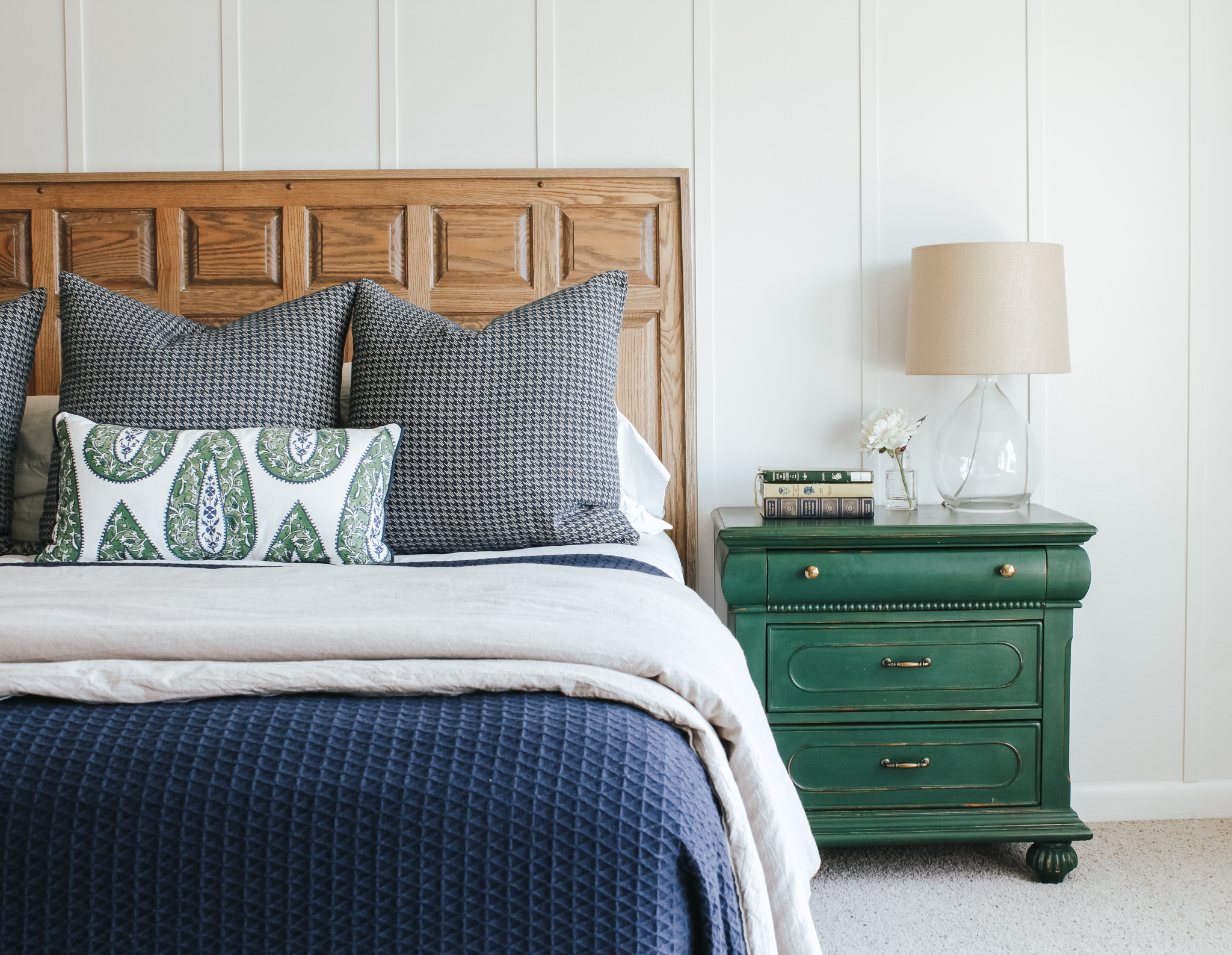 Phase 2 of our master bedroom project | gypsy magpie