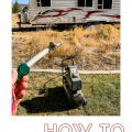 how to winterize a camp trailer | gypsy magpie