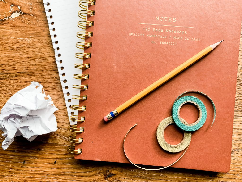 journaling and setting intentions for 2021 | gypsy magpie